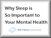 Sleep is So Important to Your Mental Health