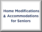 Home Modifications & Accommodations for Seniors