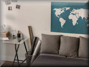 Awesome Apartment Decor Ideas for Travelers