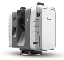 Leica LiDAR Scanner