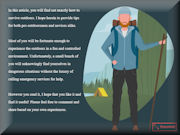 Survival Tips - How To Survive Outdoors