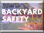 Backyard Safety - Modifying Your Backyard for Special Needs Children