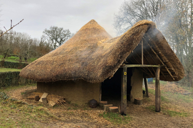 Minstead Roundhouse Finished - 9th December 2020