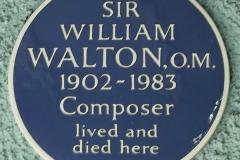Sir William Walton's garden Ischia 1