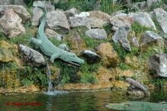 Sir William Walton's garden Ischia 8