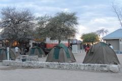 Etosha - Okaukuejo Camp Site
