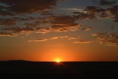 Etosha - Sunset