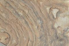 Orange River - Stone Slab in the Steps
