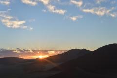 Sesriem - Sunrise from Dune 45