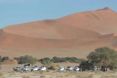 Sossusvlie - Dunes