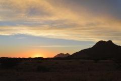 Spitzkoppe - Sunset