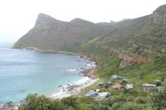 Smitswinkel Bay On The Cape Peninsula