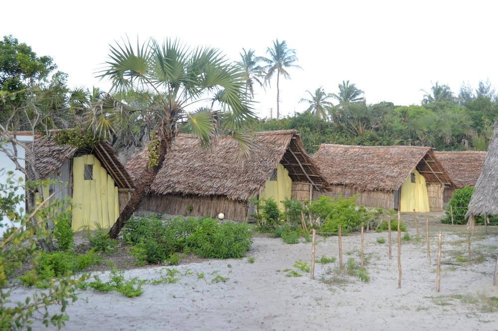 Dar es Salaam Kipepeo Beach Village