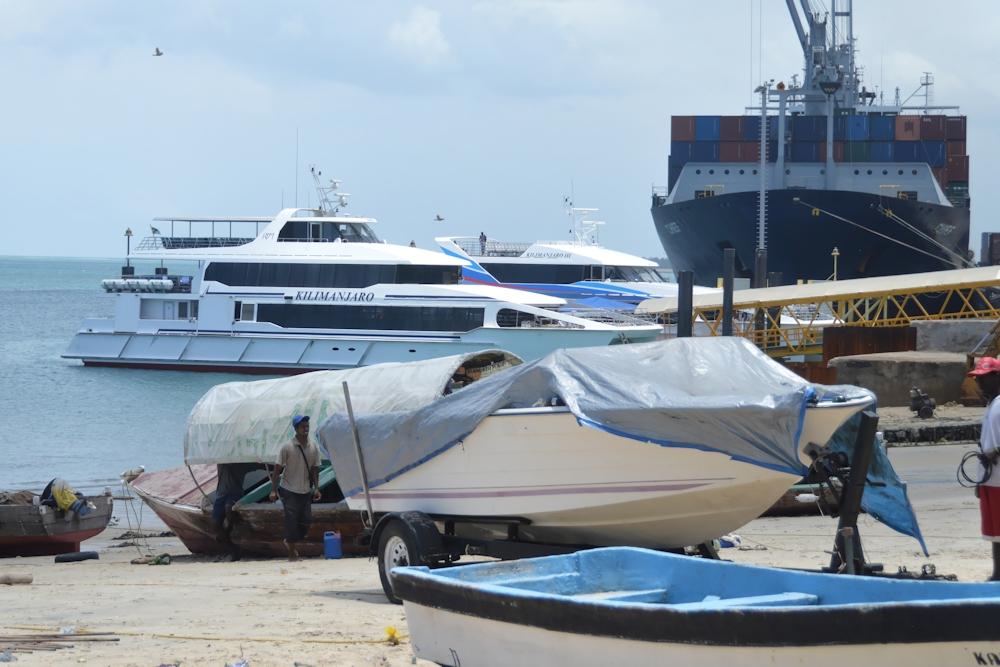 Zanzibar - Dar es Salaam Ferry