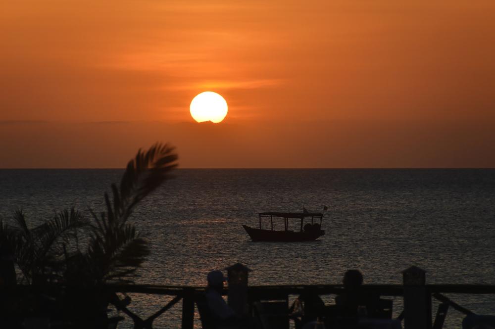 Zanzibar - Sunset