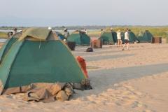 Zambezi - 1st Camp Site