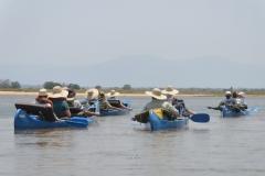 Zambezi - Canoeing