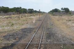 Hwange - Straight Railway