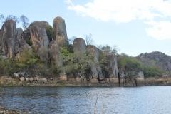Matobo - Maleme Dam Scenery