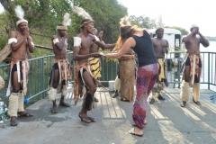 Victoria Falls - Dancers