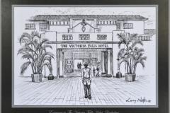 Victoria Falls - The Hotel