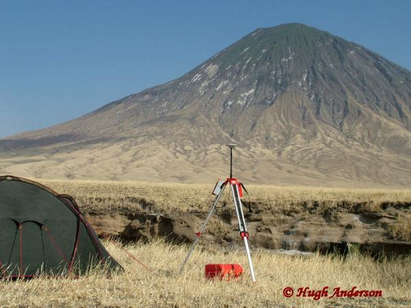 80307 GPS Base at Kerimasi Base
