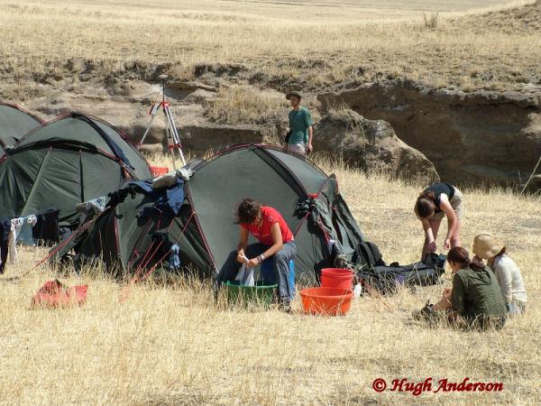 80505 Wash Day at Kerimasi Base