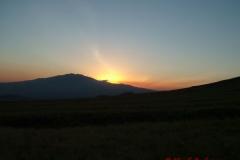 72801 Sunrise over Gelai